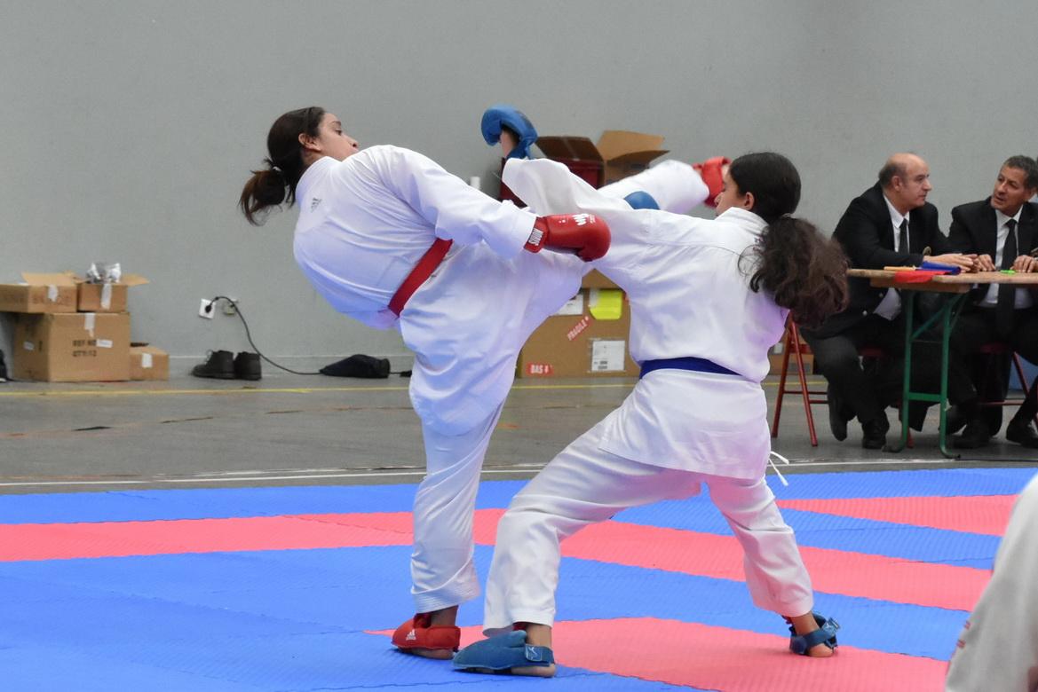 Championnat départemental combat - octobre 2019