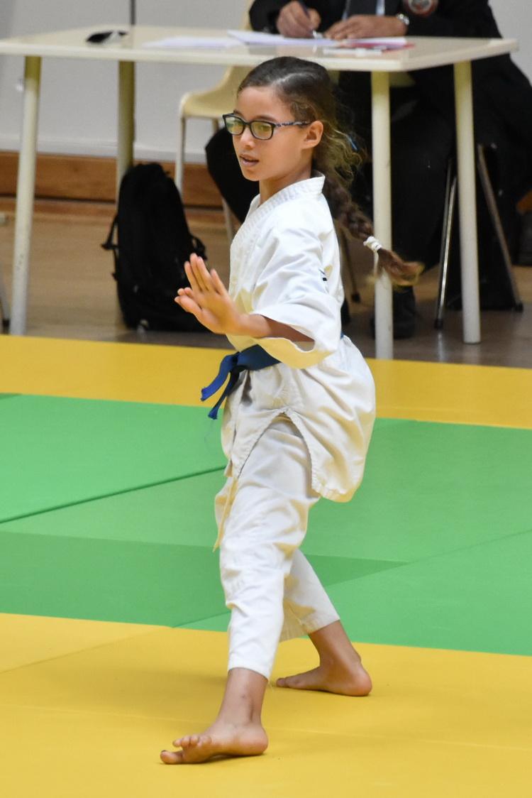 Coupe départementale kata - octobre 2019