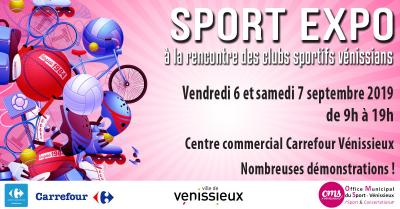 Flyer sport expo